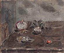 Filippo de Pisis (Ferrara 1896 - Milano 1956)