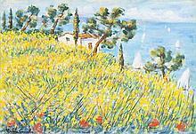 Michele Cascella (Ortona 1892 - Milano 1989)