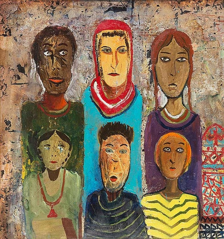Tato (Bologna 1896 - Roma 1974) Tre palle e un soldo, 1953
