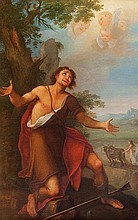 Scuola fiorentina, secolo XVIII Sant'Isidoro