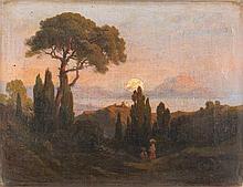 Scuola italiana seconda metà del XIX secolo