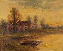 Scuola inglese seconda metà del XIX secolo
