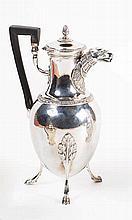 Caffettiera in argento, Parigi Francia 1794