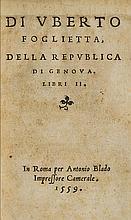 Genova - Foglietta, Uberto