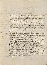Gnomonica - Manoscritto