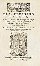Falconeria - Giorgi, Federico