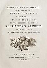 Venezia - Albrizzi, Alessandro