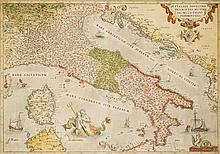Ortelius, Abraham - Gastaldi, Giacomo