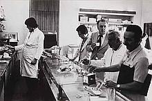 Tazio Secchiaroli (1925-1998) Federico Fellini, Cinecittà, 1970