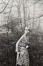 Frank Horvat (b. 1928) Nina Ricci dress, ca. 1970
