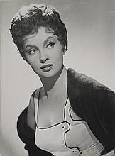 Sandro Vespasiani Gina Lollobrigida, ca. 1955