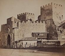 Anonimo Roma, Porta San Lorenzo, ca. 1860