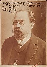 Nadar (1820-1910) Emile Zola, ca. 1890