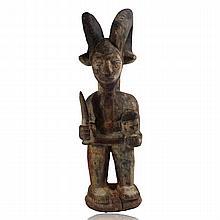 Igbo Standing Ikenga