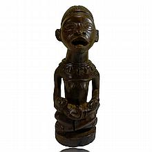 Yombe Maternity figure