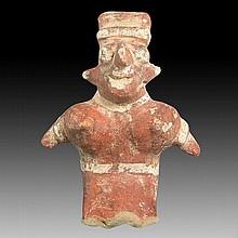 Pre-columbian Jalisco Figure