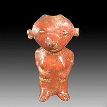 Pre-columbian Nayarit (Type B)Chinesco Figure