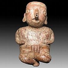 Pre-columbian Ixtlan Del Rio Nayarit Figure