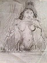 Sir Jacob EPSTEIN [1880-1959] 'Woman at Window'