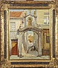 Alexandre Tielens (1868-1959). Dimensions: 0m53 x