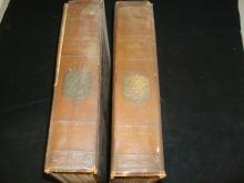 2 Volumes Encyclopedia of Freemasonry 1921
