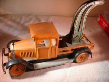 Kingsbury Tow Truck #348 Orange