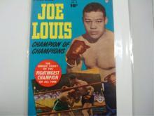 1940's Joe Louis Comic