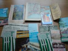 Misc Lot of USA Travel Brochures & Maps