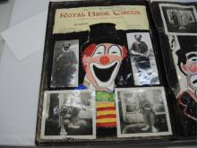 Collection of paper & Album from Otto the Clown