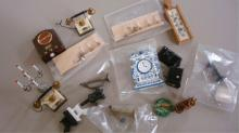 Miniature Doll House Furniture - Accessories