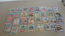 1970's Football Cards Various Years (31)