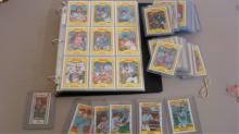 1981 Kellogs 3-D (~100) Baseball Cards