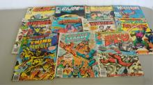 11 Misc Adventure Comics GI Joe, Wolverine