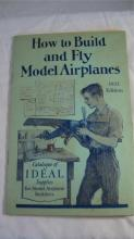 How to Build and Fly Model Airplanes 1932 Edition