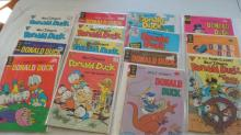 15 Walt Disney Donald Duck Comic Books