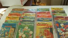 23 Dell Walt Disney Comic Books 10 cent 1940-1950