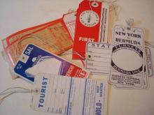 Canada Travel Ephemera Lot 1947-1960's
