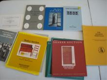 Shaker Reference Book - Shaker at  Auction