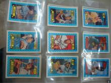 1974 14 Xograph 3D Cards w/2 1975 Cards (16 total)