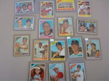 1966 TOPP (16) Baseball Cards