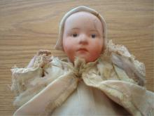 Bisque Jointed Baby Doll 9