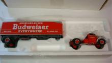 Matchbox 1948 Budweiser Diamond Tractor Trailer