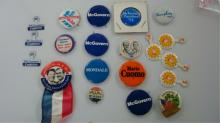 Group of Political Pins 3 McGovern & Eagleton