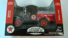 Gearbox 1912 Ford Texaco Tanker Truck 1:24 1998