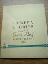 1936 Camera Series RMS Queen Mary Cunard