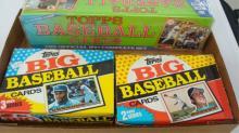 1987 TOPPS SEALED 1988 Big Baseball Wax Packs