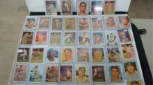 1957 TOPPS (45)  Baseball Cards
