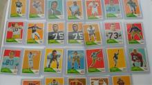 1960 FLEER Football Cards Sharp Corners (26)