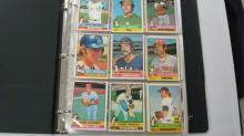 1976 TOPPS (196) Baseball Cards Sharp Corners