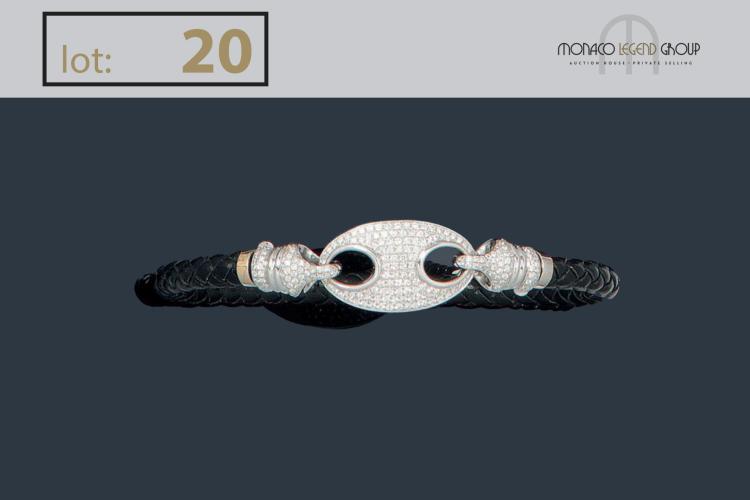 FRED « Force 10 » Bracelet de câble marin